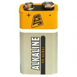 JCB Super Alkaline PP3 / 9V Battery