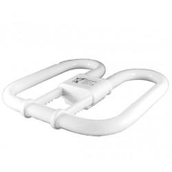 38W 2D Low Energy 4-Pin GR10q Light Bulb Warm White 827