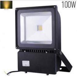 100W (1000W Equiv) LED Floodlight  - Warm White