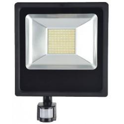 150W (1300W Equiv) LED Motion Sensor Security Floodlight Warm White