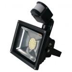 50W (500W Equiv) LED Floodlight with PIR - Warm White