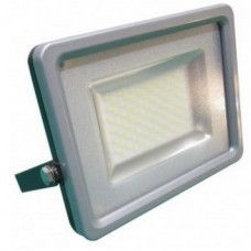 30W Slimline Premium High Lumen LED Security Floodlight Warm White