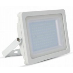 150W Slimline Premium High Lumen LED Security Floodlight Warm White