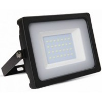 30W Slim LED Floodlight Daylight White