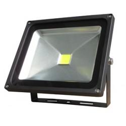 30W (300W Equiv) Premium LED Black Case Floodlight  - Daylight