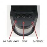 150W (1300W Equiv) LED Motion Sensor Security Floodlight Daylight White