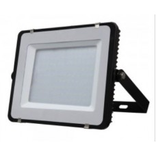 150W Slim Pro LED Security Floodlight Daylight White (Black Case)