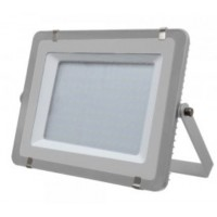 300W Slim Pro LED Floodlight Daylight White Light (Grey Case)