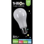 12.5W (100W) LED GLS Edison Screw Light Bulb Warm Whiite by Trillion