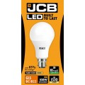 15W (100W) LED GLS Bayonet Light Bulb - Warm Whiite (3000K)