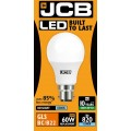 10W (60W) LED GLS Bayonet Light Bulb - Daylight White (6500K)
