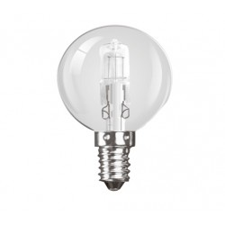 20W (25W Equiv) Small Edison Screw Halogen Golf Ball Light bulb