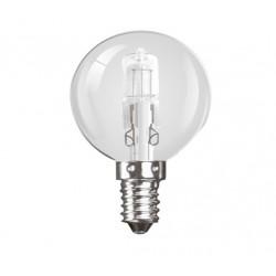 33W (40W Equiv) Small Edison Screw Halogen Low Energy Saving Golf Ball Lamp