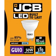 5W = 50W LED GU10 Spotlight Light Bulb in Daylight White