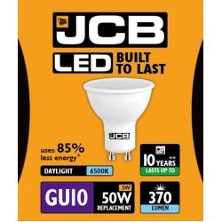 5W = 50W LED SMD GU10 Reflector / Spotlight Light Bulb (Daylight White)