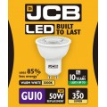 5W = 50W LED SMD GU10 Reflector / Spotlight Light Bulb (Warm White)
