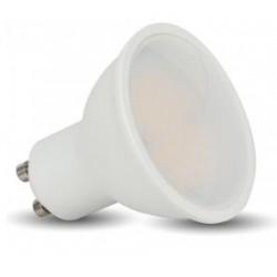 5W (35W Equiv) LED GU10 110 degree - (White Light)