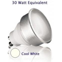 7W (30W) GU10 Kosnic Low Energy Spotlight - Cool White