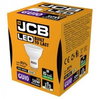 5W = 50W LED GU10 Spotlight Light Bulb in Cool White