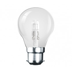 28W (40W Equiv) Bayonet Halogen Low Energy GLS (Warm White)