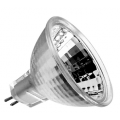 Halogen 20W (35W Equiv) Energy Saver MR16 Spotlight - Aluminium