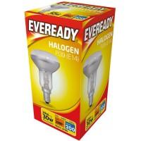 Halogen R39 20W (25W Equiv) E14 SES Reflector Low Energy Saving Lamp