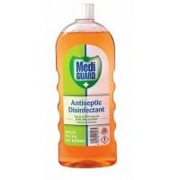 Medi Guard 1 litre Antiseptic Disinfectant Kills 99.9% Bacteria Antibacterial 1L