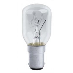 25W Pygmy Light Bulb (SBC / B15)