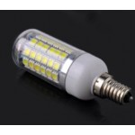 6w (50w) LED Small Edison Screw / SES Light Bulb in Warm White