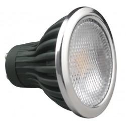 5W (45W Equiv) LED GU10 80 degree - (Warm White)