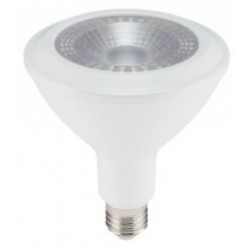14W (120 Watt) PRO LED PAR38 Edison Screw Reflector Spotlight Warm White