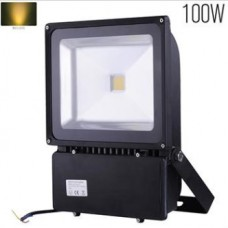100W (1000W Equiv) LED Floodlight  Warm White