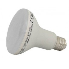 10W (75W) LED R80 Edison Screw Reflector Cool White