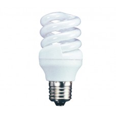 11w (60w) Edison Screw CFL Light Bulb Daylight