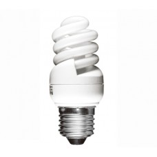 11w (60w) Edison Screw Ultra Mini Low Energy Light Bulb (Cool White)