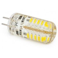 12V G4 3W (20W) 48 LED Light Bulb in Warm White