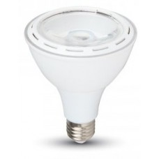 12W (60W) LED PAR30 Edison Screw Reflector Light Bulb in Warm White