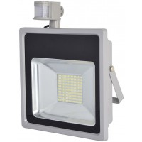 150W LED Motion Sensor Floodlight Daylight White