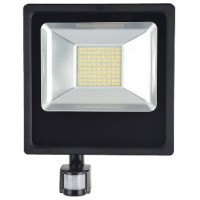 150W LED Motion Sensor Floodlight Warm White