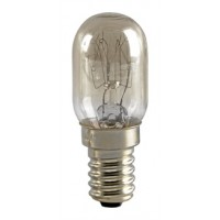 15W Pygmy Fridge Light Bulb Small Edison Screw / SES / E14