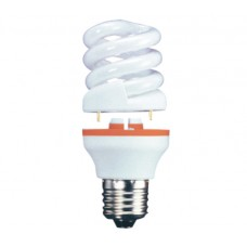 15w (75w) 2 Part Edison Screw Low Energy Light Bulb - Warm White
