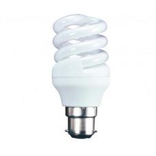 15w (75w) Bayonet Low Energy Light Bulb in Warm White (Quick Start)