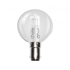 18W (25W) Small Bayonet Eco Halogen Golf Ball Light Bulb