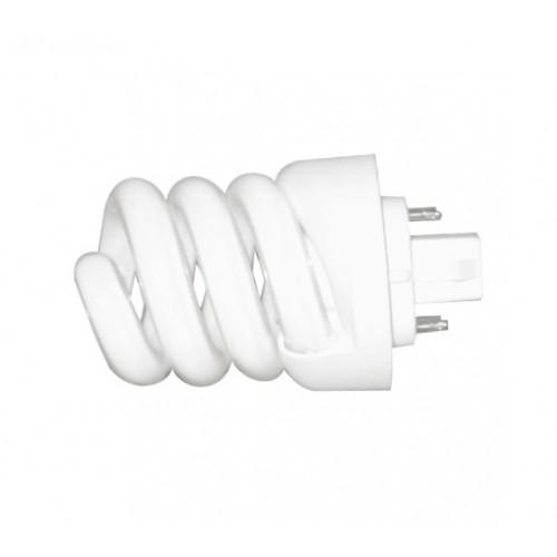 18w 4 Pin Gx24q 2 Cfl Light Bulb Warm White 827