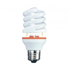 18w (100w) 2 Part Edison Screw Low Energy Light Bulb - Warm White