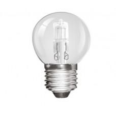 20W (25W Equiv) Edison Screw Halogen Low Energy Saving Golf Ball Lamp