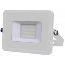20W Slim LED Floodlight Daylight White (White Case)
