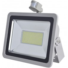 300W (2500W Equiv) LED Motion Sensor Floodlight  - Daylight White