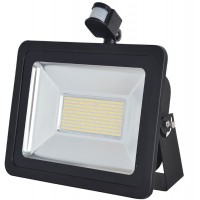 300W LED Motion Sensor Floodlight Warm White