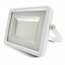 30W Slimline Premium High Lumen LED Floodlight Daylight White